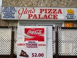 Jim's Pizza Palace