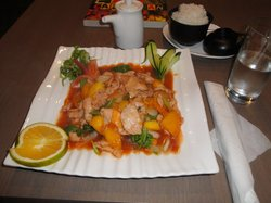 Mango Thai & Pan-Asian Cuisine