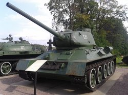 T-34 Tank History Museum