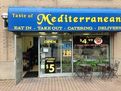 Taste of Mediterranean