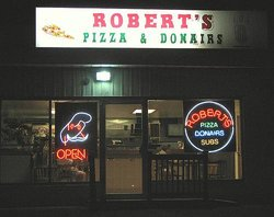 Robert's Pizza Donairs & Subs