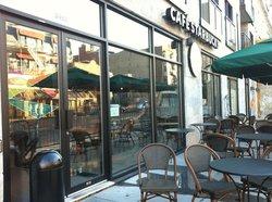 Starbucks Parc & Milton