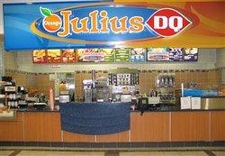 Orange Julius Store - Calgary