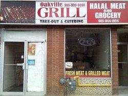 Oakville Halal Grill