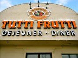 Tutti Frutti Dejeuners