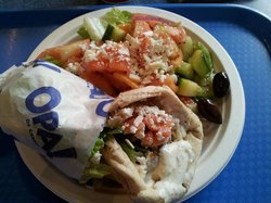 Opa! of Greece Westhills