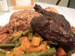 Tropical Palms Caribbean Cuisine