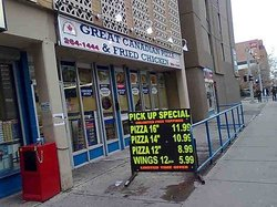 Great Canadian Pizza & Fried Chicken
