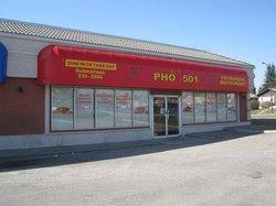 Pho 501 Vietnamese Restaurant