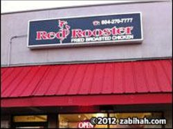 Red Rooster Broasted Fried Chicken