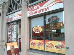 Golden Shawarma