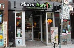 Mucho Burrito Broadway Plaza