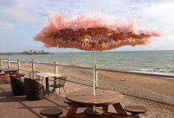 Beach cafe St Leonards