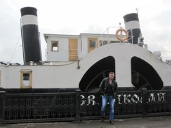 Prelate Nikolay Steamship Museum