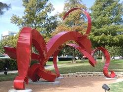 Texas Sculpture Garden