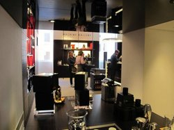Boutique Nespresso, Rome