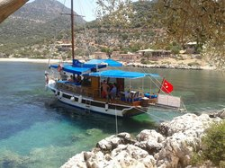 Volkan Boat Trip- Day Tours