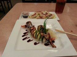Kimono Japanese Restaurant and Sushi