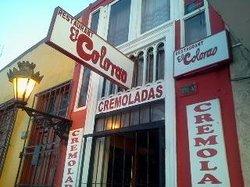 Restaurante El Colorao