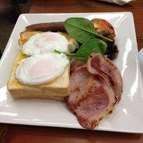 Clint Bradley's Cafe`