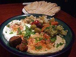 King Ahiram Lebanese Food