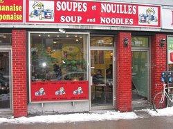 Soupes et Nouilles