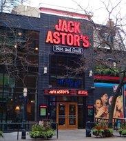 Jack Astor's Yonge & Bloor