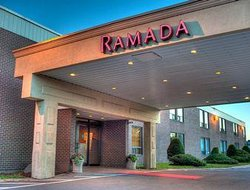 Courtyard at Ramada