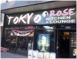 Tokyo Rose Kitchen and Lounge