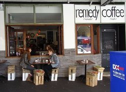 ‪Remedy Coffee‬