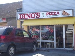 Dino's 2 for 1 Pizza