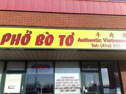 Pho Bo to