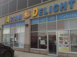 Asian Delight Chinese & Asian Cuisine