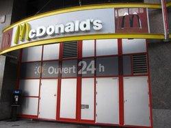Restaurant Mcdonald