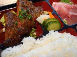 Sushi Bento Nouveau