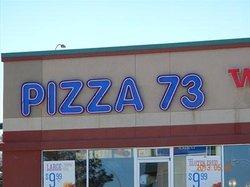 Pizza 73, Pizza 73