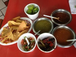 Tacos de Checo