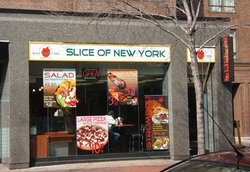 Slice of New York