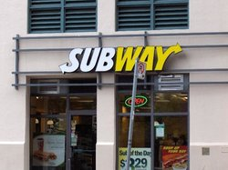 Subway Sanwiches