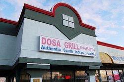 Krishna's Dosa Grill