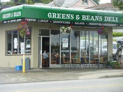 Greens and Beans deli