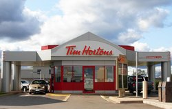 Tim Hortons Cold Stone Creamery