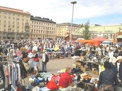 Hietalahti Market Square