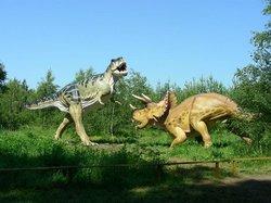 Park Dinozaurow