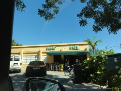 Oasis Cafe At Key Biscayne