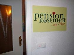 Pension Rosenhof Arnstadt
