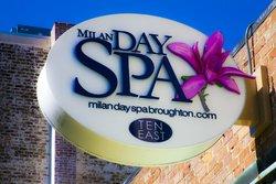 Milan Day Spa on Broughton