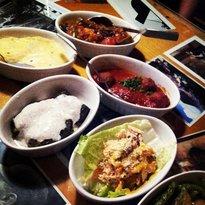 Mezzetta Cafe Restaurant