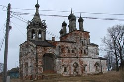 Zhivonachalnay Trinity Church / Troitsi Zhivonachalnay Church