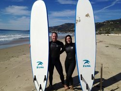 Zuma Surf & Swim Training